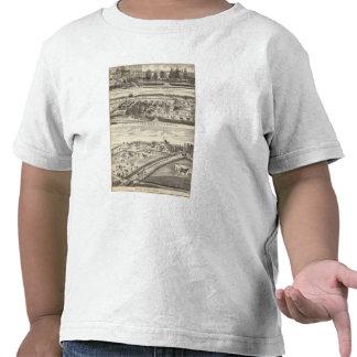 Residencias y residencias de la granja en Putnam Camisetas