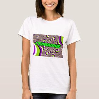 residense style psycodelic T-Shirt