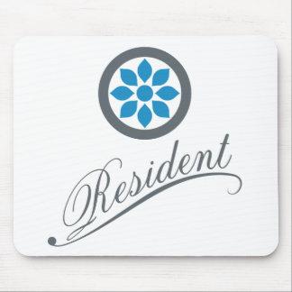 Resident Basic non-apparel Mousepad