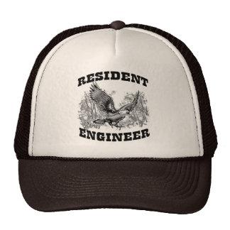 Resident Engineer Trucker Hat