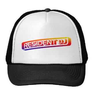 RESIDENTDJ TRUCKER HAT