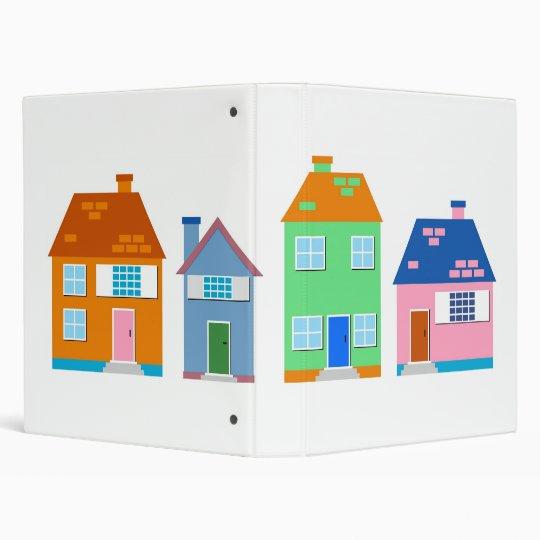 Residential Homes Binder