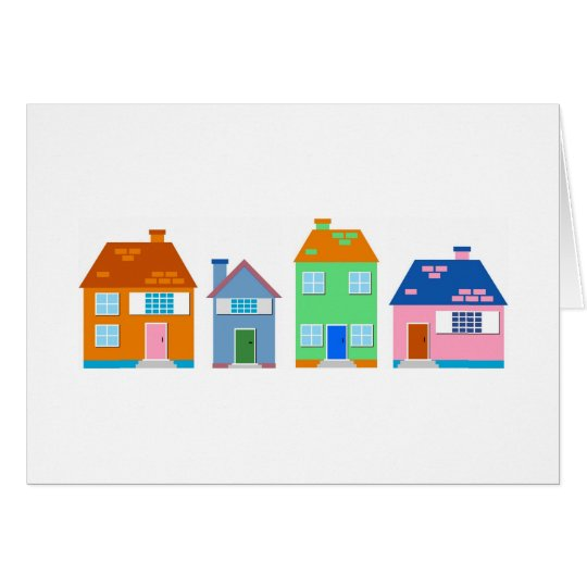 Residential Homes Card