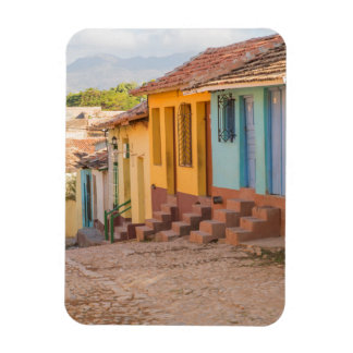 Residential houses, Trinidad, Cuba Rectangular Photo Magnet