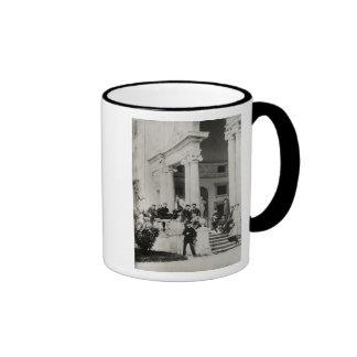 Residents of Villa Medici in Rome Mug