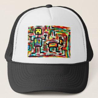 RESIGNATION TRUCKER HAT