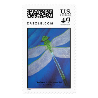 Resilience Postage Stamp