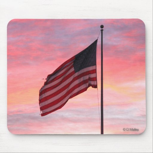 Resilient Freedom mousepad