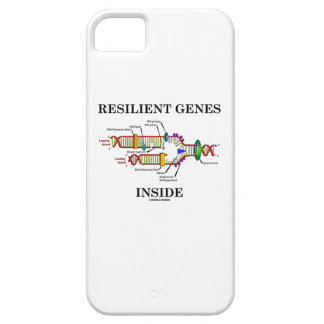 Resilient Genes Inside (DNA Replication) iPhone SE/5/5s Case