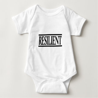 Resilient Positive thoughts statement T Shirt
