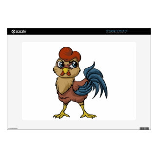 """Resilient Rooster! 15"""" Laptop Decal"""