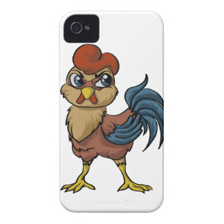 Resilient Rooster! Case-Mate iPhone 4 Case