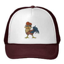 Resilient Rooster! Trucker Hat