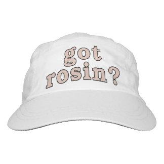 ¿resina conseguida? gorra de alto rendimiento