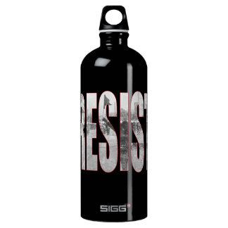 Resist Aluminum Water Bottle