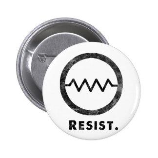 Resist Badge Button