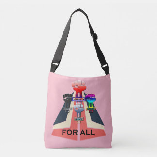 resist crossbody bag
