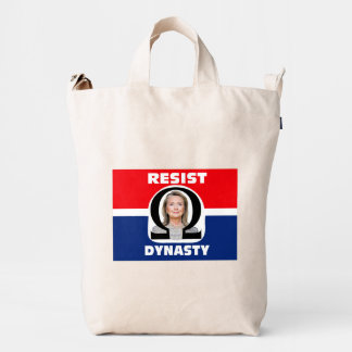 Resist Dynasty Duck Bag