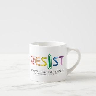 Resist Espresso Mug