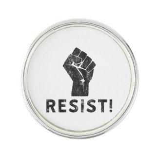 Resist Fist Pin
