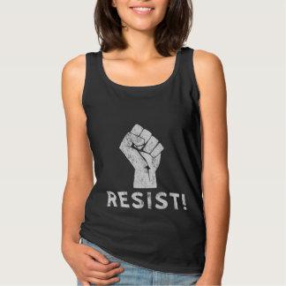 Resist Fist Tank Top