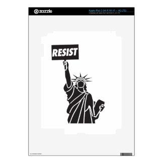 Resist_for_Liberty iPad 3 Skin