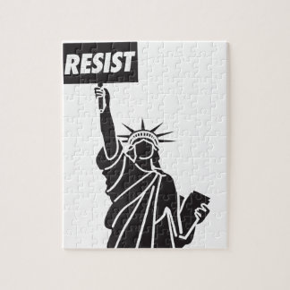 Resist_for_Liberty Jigsaw Puzzle