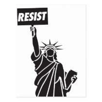 Resist_for_Liberty Postcard