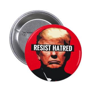 Resist Hatred Button