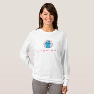 Resist Long Sleeve T T-Shirt