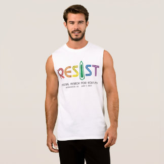 Resist Men's Muscle Tank