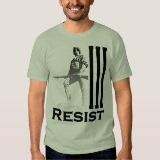 Resist Minuteman 1 Light T Shirt