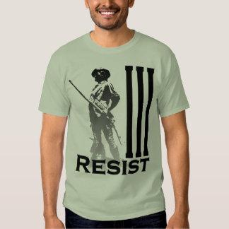 Resist Minuteman 2 Light T Shirt