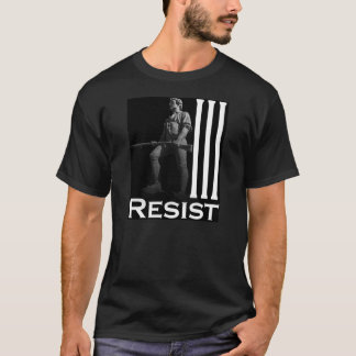Resist Minuteman Dark 1 T-Shirt