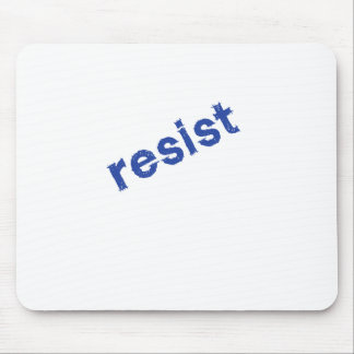 Resist Mouse Pad