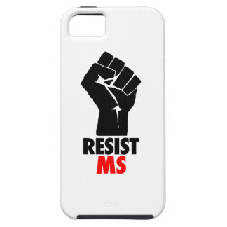 Resist MS iPhone SE/5/5s Case