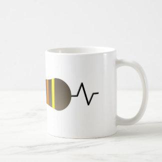 Resist Classic White Coffee Mug