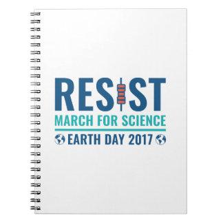 Resist Notebook