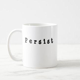 Resist Persist Mug