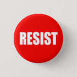 "&quot;RESIST&quot; PINBACK BUTTON<br><div class=""desc"">&quot;RESIST&quot; BUTTON</div>"