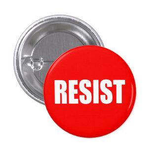 """""""RESIST"""" PINBACK BUTTON"""