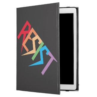 Resist Rainbow iPad Pro Case
