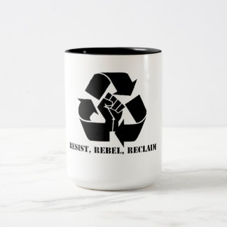 Resist, Rebel, Reclaim Mug
