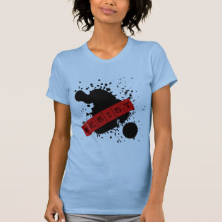RESIST Rebellious Design T-Shirt