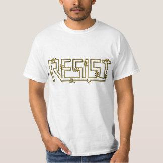 Resist Resistance Electronic Diagram T-Shirt