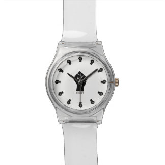 RESIST Round The Clock Wrist Watch