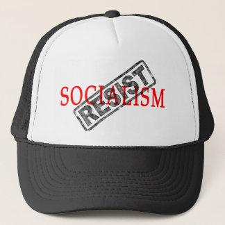 Resist Socialism caps