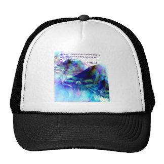 Resist The Devil.jpg Trucker Hat