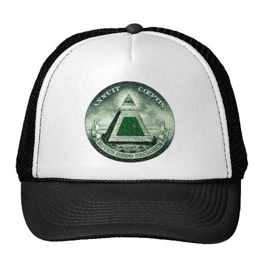 Resist the NEW WORLD ORDER Mesh Hat