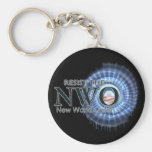 Resist the NWO Keychains
